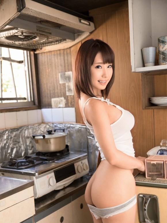 台所のエロ画像 part3