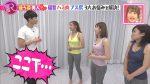 元AKB多田愛佳(22)のおっぱい気になるストレッチ運動