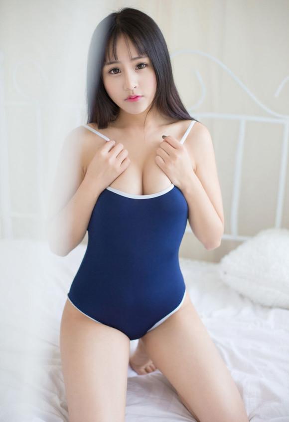 着たままハメたいヌク水・競泳水着のエロ画像 part51