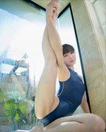 新体操やってた女子のエロ画像 part3